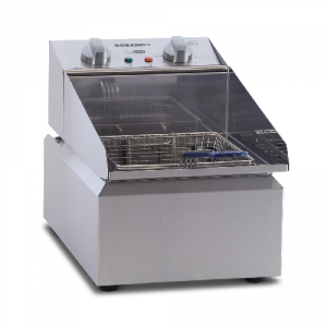 Roband Frypod 5 Ltr Single Basket Countertop Fryer