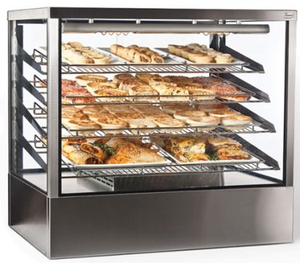 Festive Devon 1530mm Wide Heated Display Practical