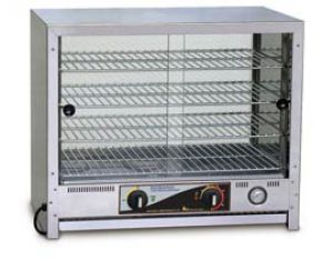 roband Square Top Pie Warmer PA50