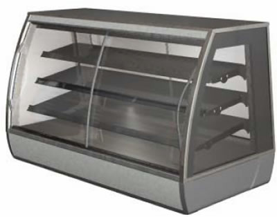 FPG 3000 Series 803mm Wide Counter Top Hot Food Display