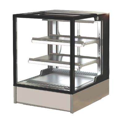 FPG INLINE 3000 SERIES 600MM WIDE AMBIENT COUNTERTOP SQUARE DISPLAY