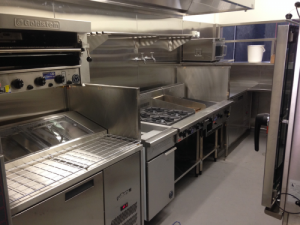 Custom Made Kitchen <br />Newport Hotel