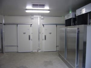 Custom Made Cool Room & Freezer Room <br />Drovers Markets