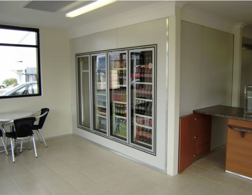Custom Made Cool Room & Freezer Room <br />Wangara Lunch Bar