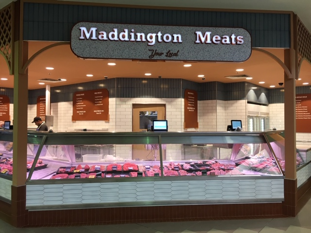 Practical Products Custom Made Butcher Maddington Meats