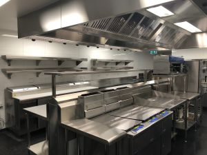 Custom Made Kitchen The Galway Hooker