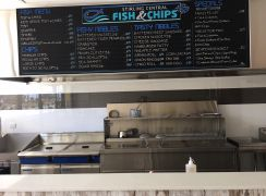 Stirling Central Fish & Chips