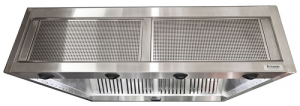 Commercial Kitchen Exhaust Canopy