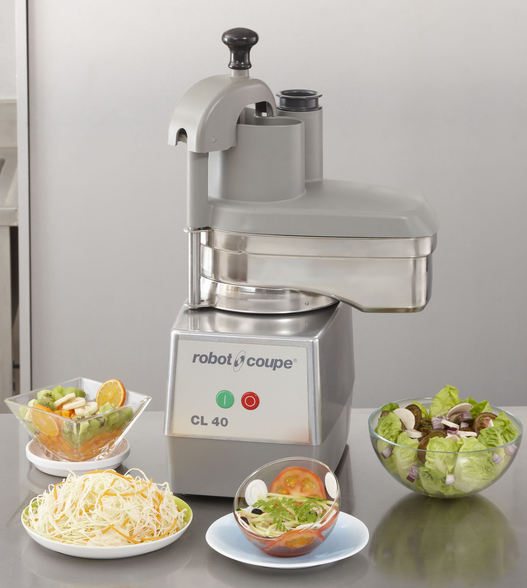 Robot Coupe CL40 Vegetable Preparation With Pack A