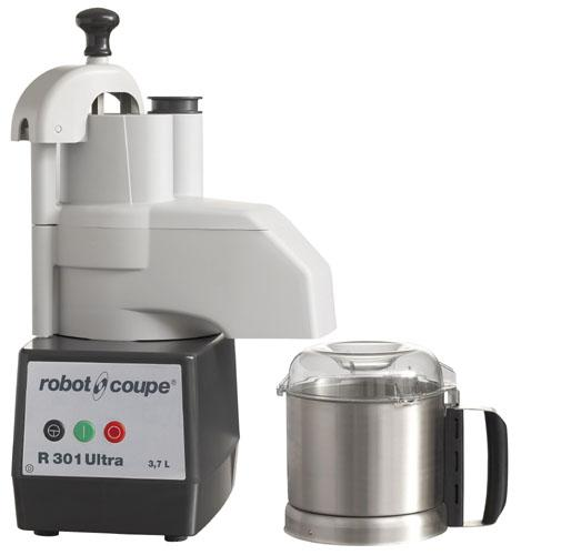 Robot Coupe R301 Counter Top Vegetable Cutter Single Phase