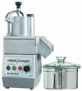 Robot Coupe R502 V.V. Counter Top Vegetable Cutter three Phase