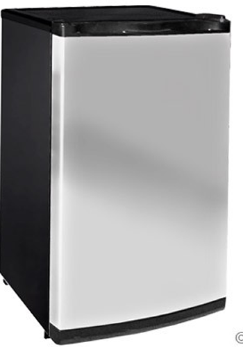 Thermaster single solid door under counter Freezer