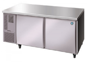 Hoshizaki Commercial Series 2 Door 1200mm Wide Counter Freezer