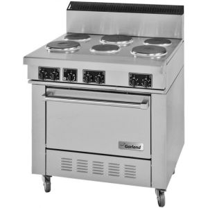Garland 6 x Elements & Electric Oven Range 915mm