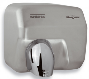 Mediclinics Saniflow Hand Dryer E05ACS Satin Stainless
