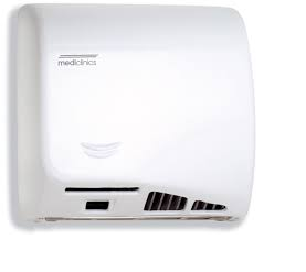 Mediclinics Speed Flow Hand Dryer - White
