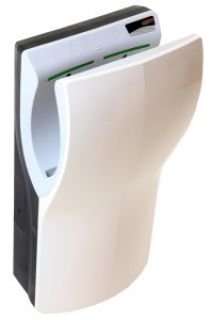 Mediclinics Dualflow Plus Hand Dryer - White