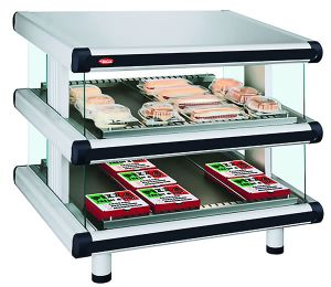 Hatco Glo-Ray GR2SDS-24D Designer Series Heated Display Warmer
