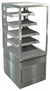 Cossiga Self Serve TTGOH6 Square Open Face Heated Display