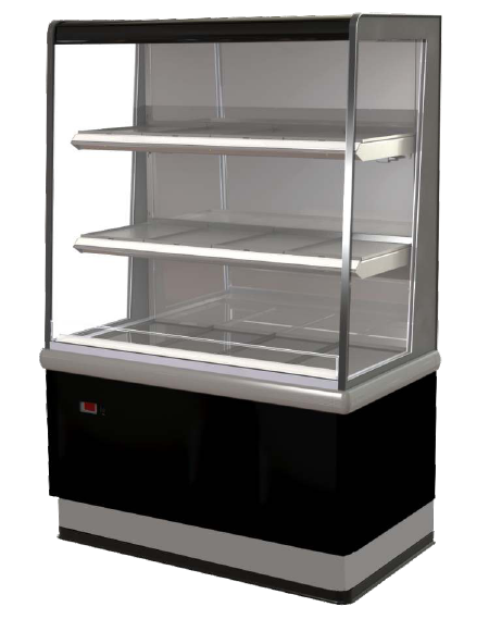 FPG VISAIR 1200mm Wide Open Face Heated Tall Display