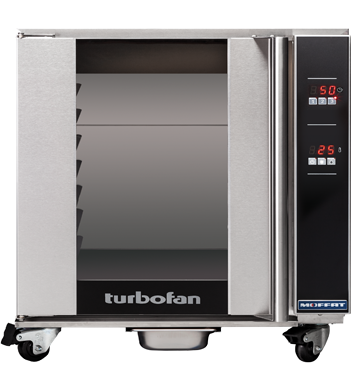 Turbofan electric 10 x Full Size Tray Digital Holding Cabinet