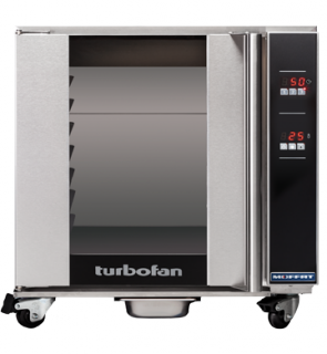 Turbofan electric Digital 8 x Full Size Tray Undercounter Holding Cabinet