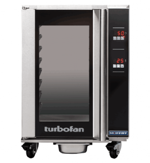 Turbofan electric Digital 8 x 1/1 GN Undercounter Holding Cabinet