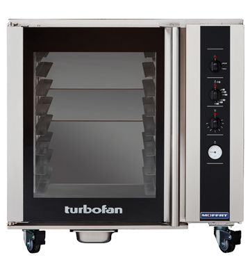 Turbofan Manual 8 full size rack capacity electric Prover P85M8