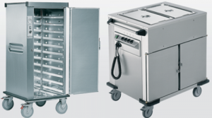 Meal Delivery Carts / Banquet Trolleys