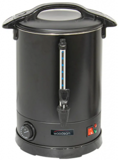 Woodson 10 Litre Hot Water Urn Black