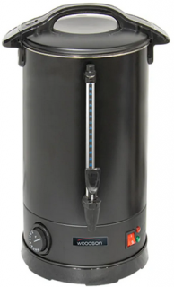 Woodson 20 Litre Hot Water Urn Black