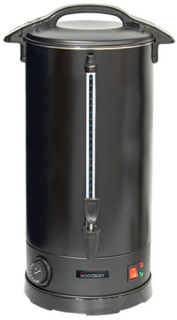 Woodson 30 Litre Hot Water Urn Black