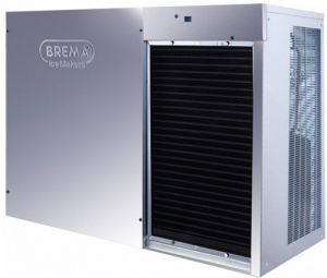 Brema Ice Cube Maker Head Only 770kg Production