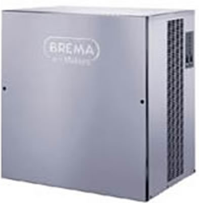 Brema Ice Cube Maker Head Only 400kg Production