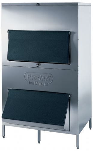 Ice Bin With 550kg Storage Capacity To Suit Brema