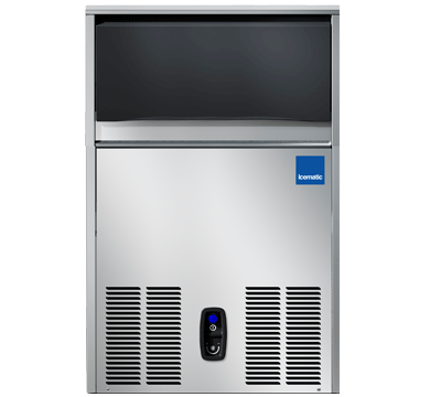 Icematic CS50 47kg Ice Maker Self Contained