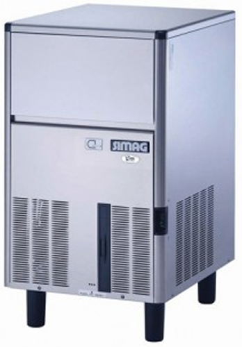 Bromic 43kg under counter Ice Maker HOLLOW cube