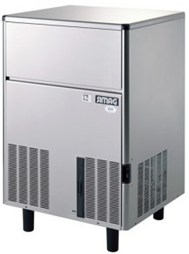 Bromic 59kg under counter Ice Maker solid cube