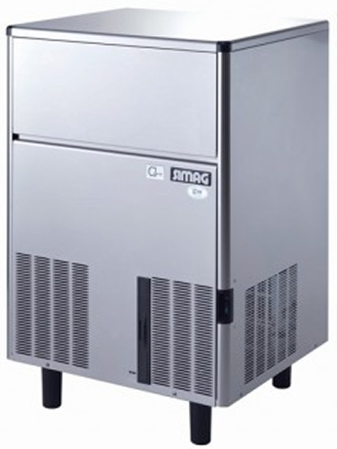 Bromic 82kg under counter Ice Maker HOLLOW cube