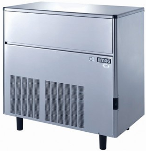 Bromic 113kg under counter Ice Maker solid cube