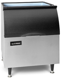 Ice-O-Matic 156 kg ice Storage bin