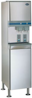 Follett 12 Series Ice & Water Dispenser With Stand 182kg of Ice Per Day