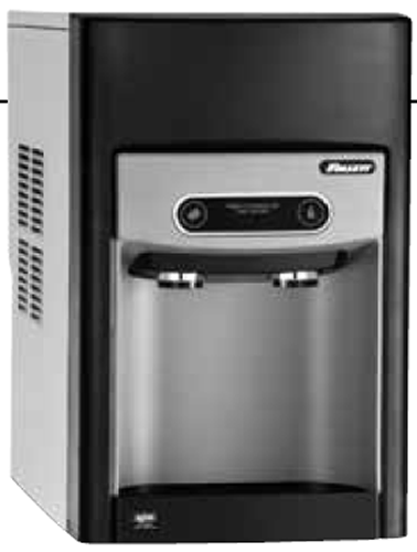 Follett countertop Ice & Water Dispenser 54.4kg of Ice Per Day