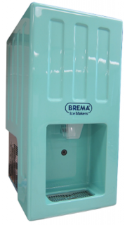Brema 22kg Production Per day bench top Ice & water Dispenser