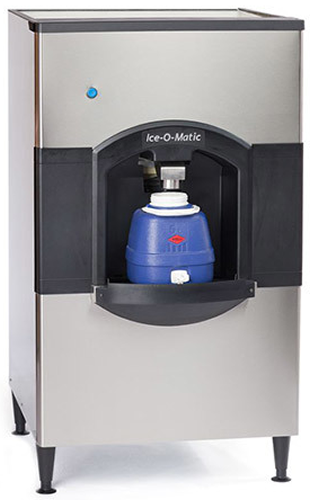 Ice-O-Matic Ice & Water Dispenser with Jug Filler 81kg Storage, Dispenser only