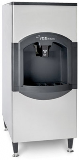 Ice-O-Matic Ice Dispenser 55kg Storage, Dispenser only