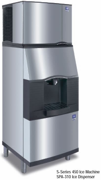 Ice Dispensers for Hotels & Mine Sites