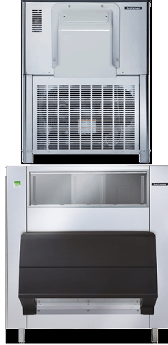 Scotsman Modular Scale Ice Maker 360kg - 400kg Production With 553kg Storage