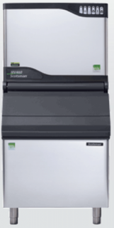 Scotsman 205kg Eco X Cube Ice Maker MV460 AS With 243kg Storage