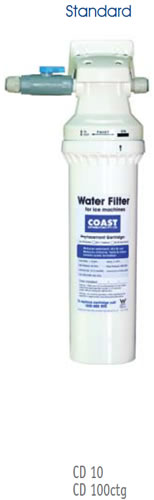Coast Standard Filter System With 1 x CD100 Cartridge